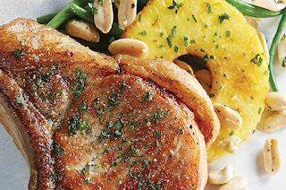 Recetas para aves y carnes, recetas de chuletas, recetas con chuletas