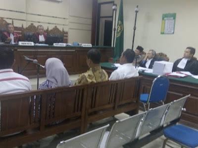 Jadi Saksi Sidang Walikota Mojokerto, Suyitno : Saya Tidak Tahu Urusan Fee