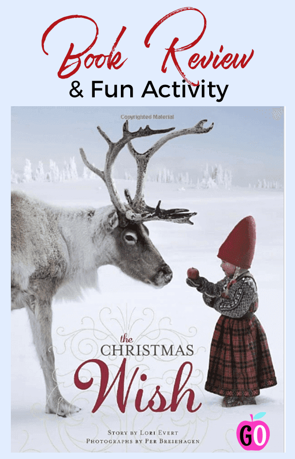 The Christmas Wish by Lori Evert. A brief book review plus a related activity. Also, snowman ornament DIY gift and DIY Christmas card with fingerprint light bulbs. #christmaswish #christmas #booksforkids #gradeonederful