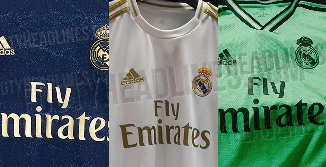 ce115f7172a Do you look like the Real Madrid kits by Adidas for the 2019-2020 season   Let us know in the comments below.