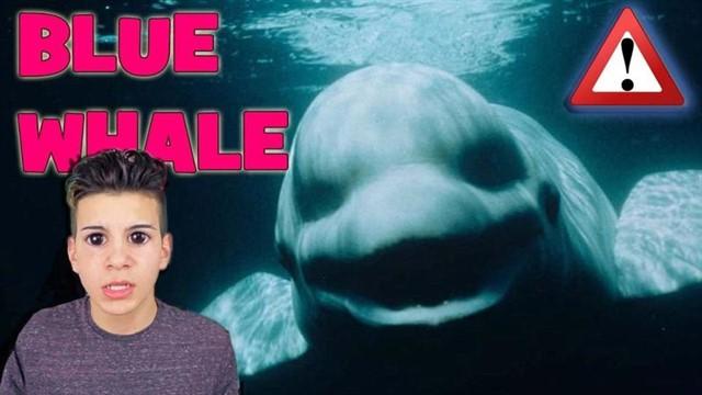 لعبة الحوت الأزرق تنتهي بالإنتحار