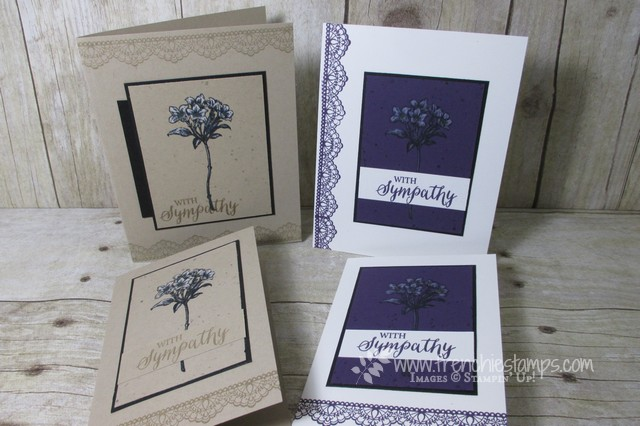 Avant Garden Sale a Bration Stampin'Up!