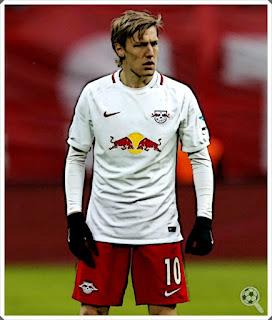 RB Leipzig Emil Forsberg