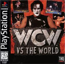 WCW Vs. The World - PS1 - ISOs Download
