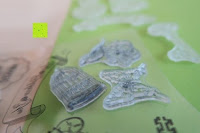 Stempel: be fancy! Silikonstempel 144-teilig, transparent