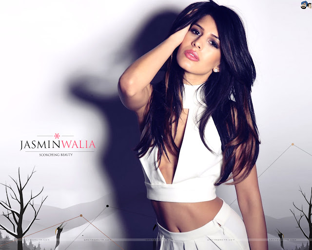 Jasmin Walia HD Wallpapers