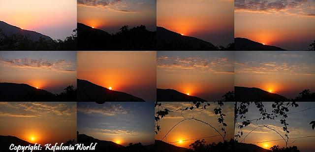 Kefalonia Sunrise