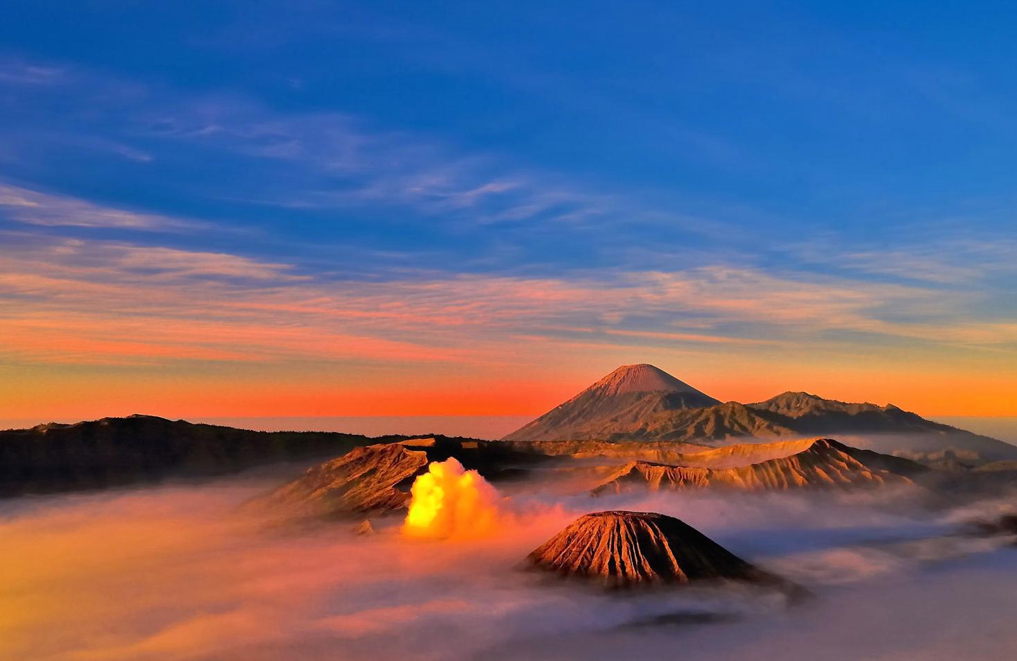 Lokasi Letak Dan Rute Menuju Obyek Wisata Gunung Bromo