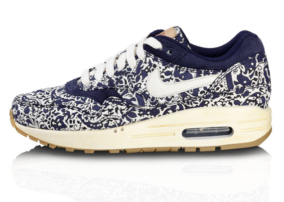 factory price ee57d 29c6c Liberty x Nike Sportswear 2012   Air Max 1