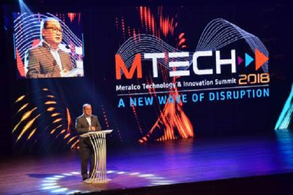 MTECH 2018 Highlights A New Wave of Disruption