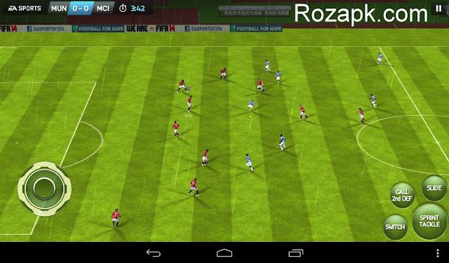 FIFA 14 Unlock Apk