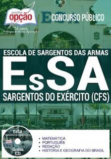 Apostila Exército Brasileiro (CFS)