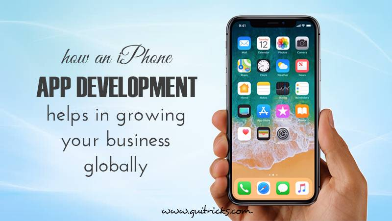 iPhone App Development Helps In Growing Your Business