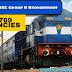 Railway RRC Group D 103769 Post Online Form 2019