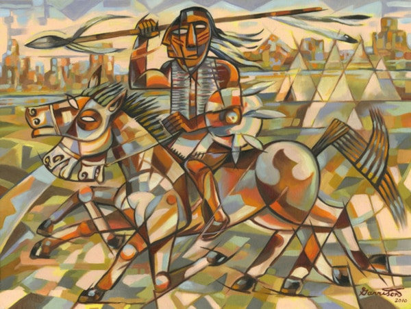 Aliran Kubisme