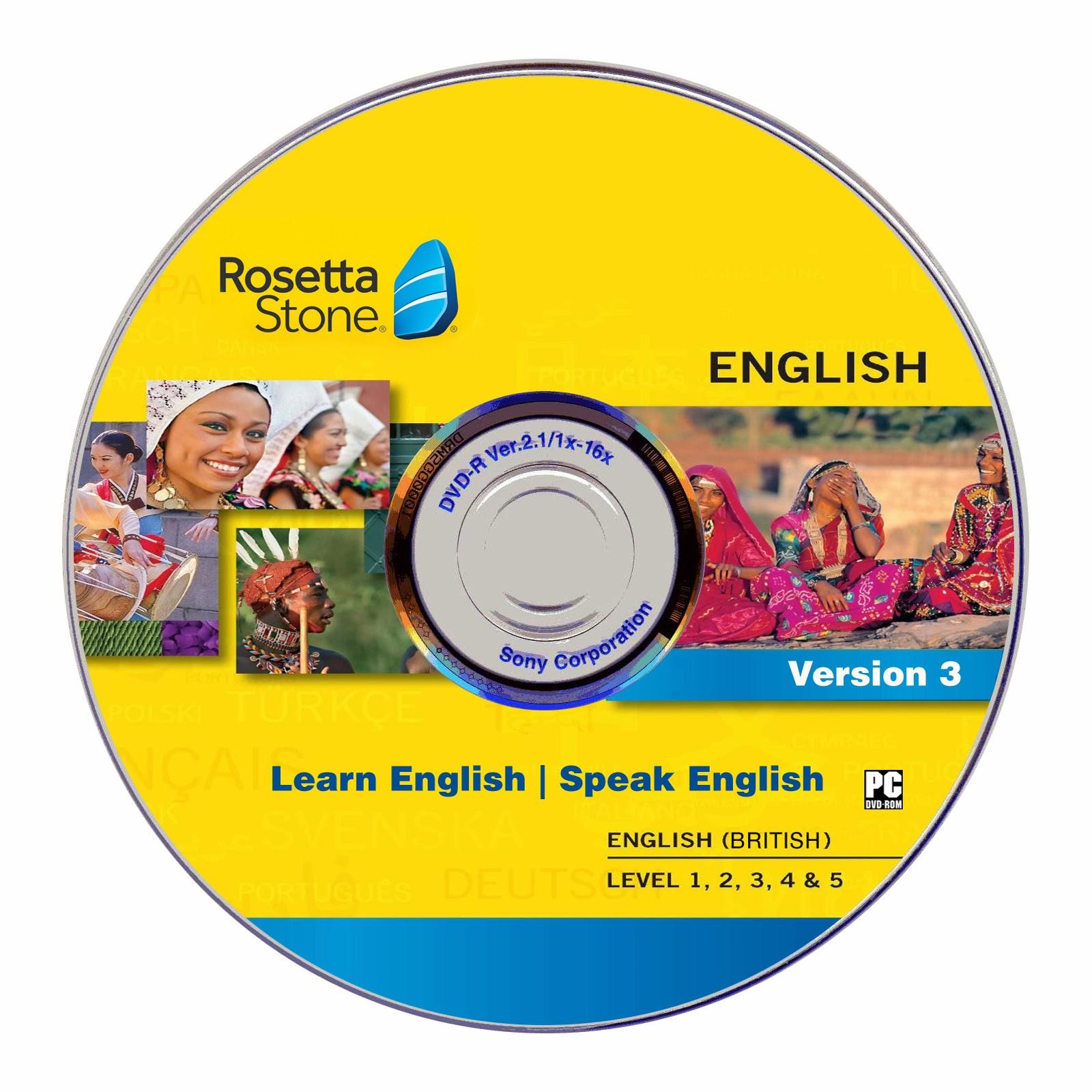 Easy Learning Dvds Rosetta Stone English British Levels 1