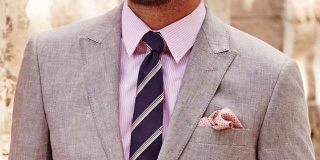 Tips Memilih Dasi Untuk Kemeja Bermotif