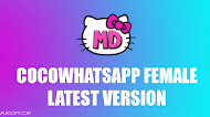Download CoCoWhatsApp Female v4.6.0 Latest Version Android