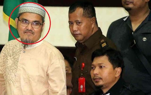 Hakim Ketok Palu Putuskan Jonru Bersalah dan Vonis Pidana Penjara Selama 1 Tahun 6 Bulan, Denda....
