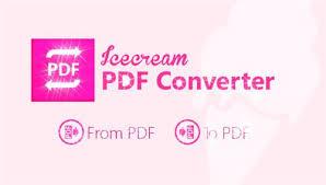 Icecream PDF Converter V2.83 Full Version