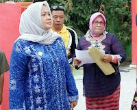 Bupati Bima Tinjau Langsung Kesiapan Arena MTQ tingkat Provinsi NTB