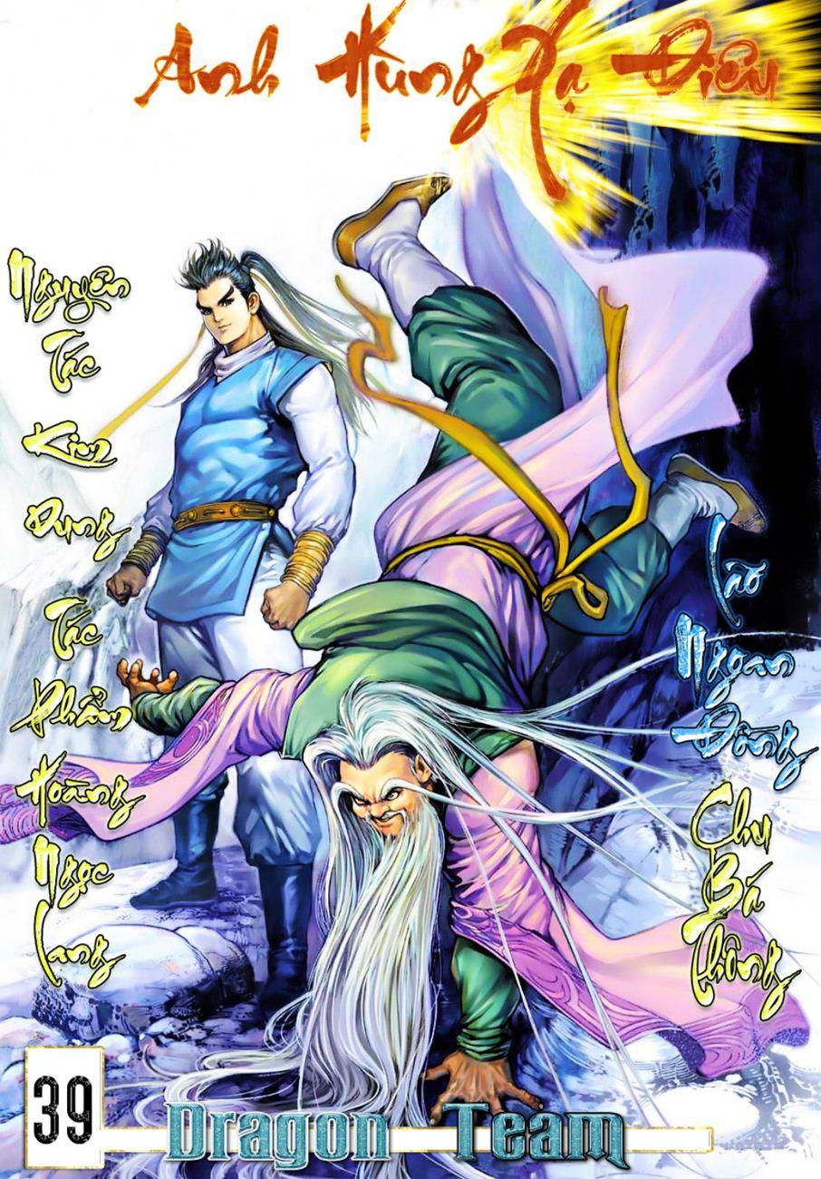 Anh Hùng Xạ Điêu anh hùng xạ đêu chap 39 trang 1