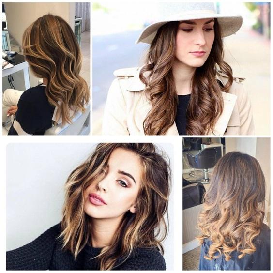 12 flattering dark brown hair with caramel highlights hair flattering caramel highlights on dark brown hair pmusecretfo Choice Image