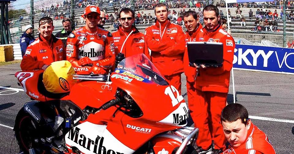 Team DUCATI MotoGP Dari Generasi Ke Generasi