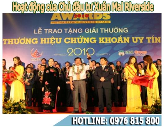 hoat-dong-tieu-bieu-cua-chu-dau-tu-xuan-mai-riverside