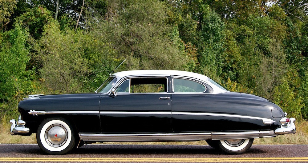 4 Door Corvette >> All American Classic Cars: 1953 Hudson Hornet 2-Door Club Coupe