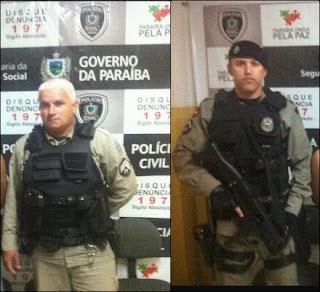 Radialista Wellington Santos entrevista sargento sobre ação policial em Lagoa dos Currais