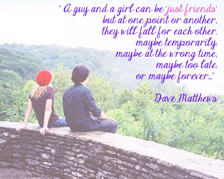 Falling In Love With Your Best Friend Quote