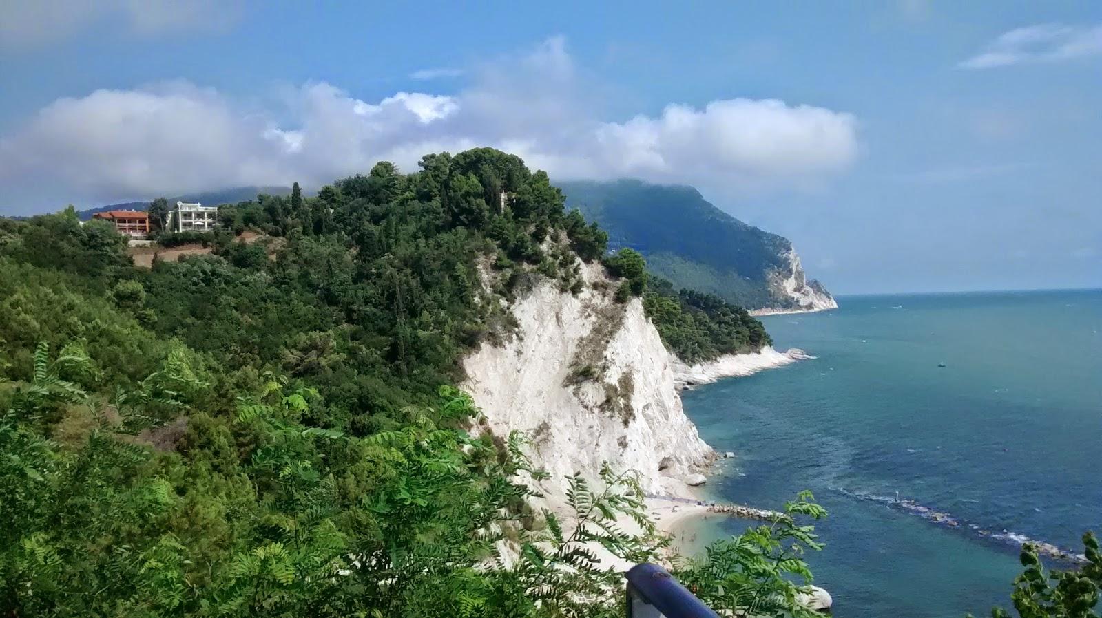 Italia In Camper  Numana E La Riviera Del Conero