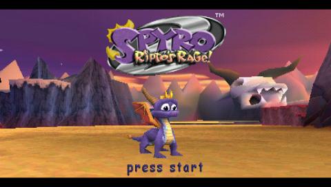 Spyro the Dragon 2 - Ripto's Rage | Juegos PSP en 1 link