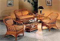 Производство мебели из ротанга