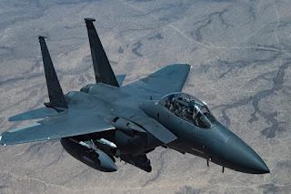 Jet Tempur F-15 AS