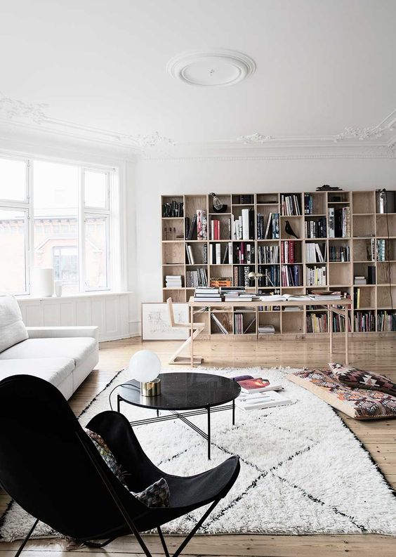 Places With Bookshelves