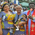 This picture of a man, his wife and baby has been trending for some funny reasons