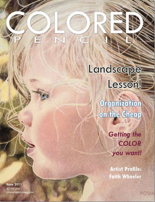 The Monthly Issues Of Colored Pencil Magazine Will Be Packed With Step By Tutorials