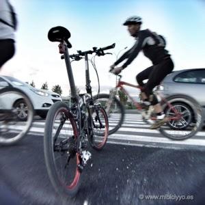 Carril bici Jacint Verdaguer hasta el P. Son Fuster