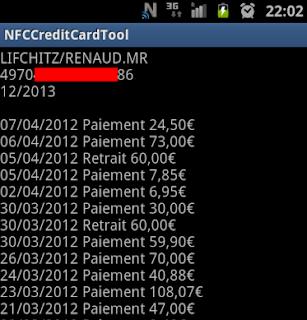 Replay en NFC