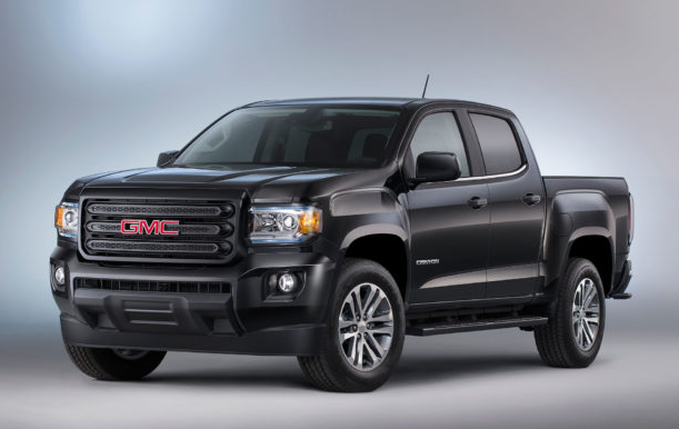 2018 GMC Canyon Specs, Redesign, Change, Rumors, Price, Release Date