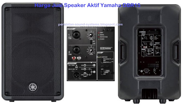 Daftar Harga Sound System Yamaha