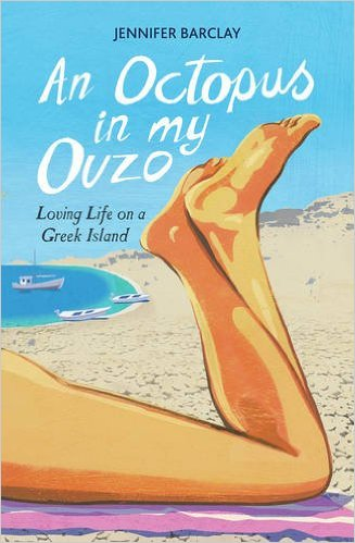 Octopus in my Ouzo - the book