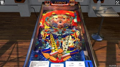 Free to Play Game Zaccaria Pinball
