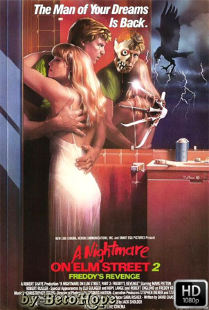 Pesadilla en La Calle Elm 2: La Venganza de Freddy [1985] [Latino-Ingles] HD 1080P  [Google Drive] GloboTV