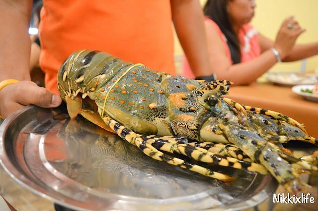 【泰國。華欣】KO Seafood:夜市內超搶眼的海鮮餐廳。 8