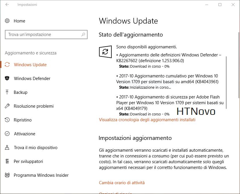 Cumulativo-Windows-10-Come-aggiornare