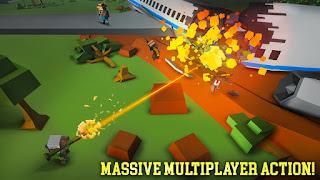 Grand Battle Royale: Pixel War v2.7 Modded Apk