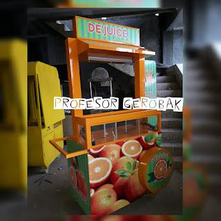 gerobak mini